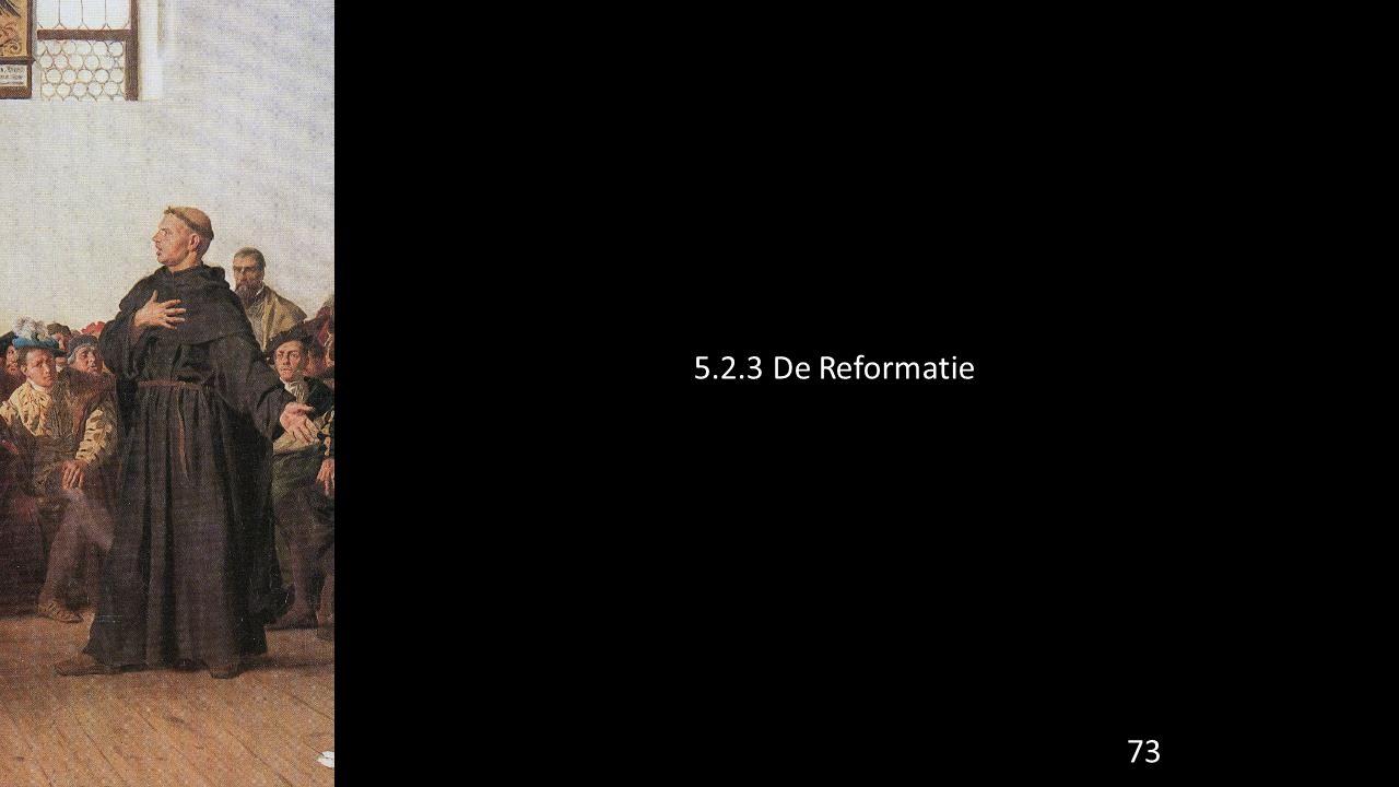 5.2.3 De Reformatie 73