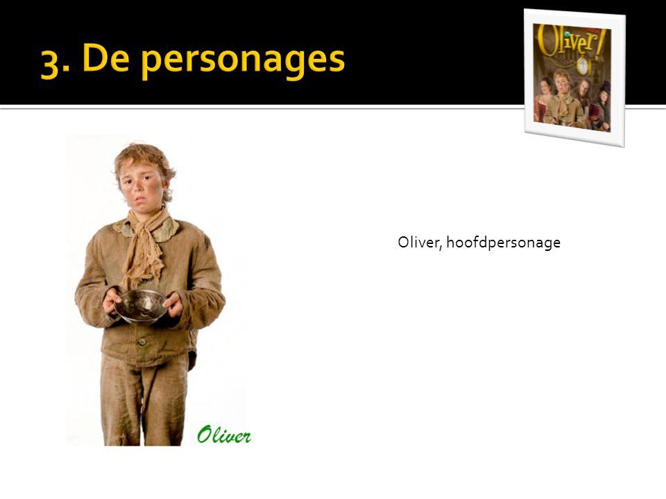 Oliver, hoofdpersonage