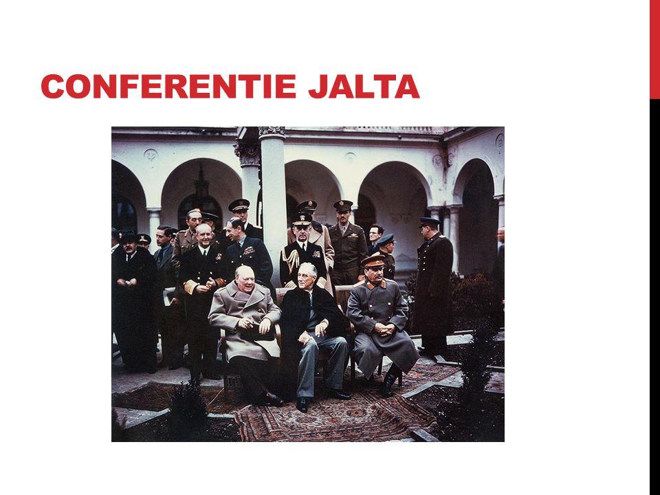 CONFERENTIE JALTA