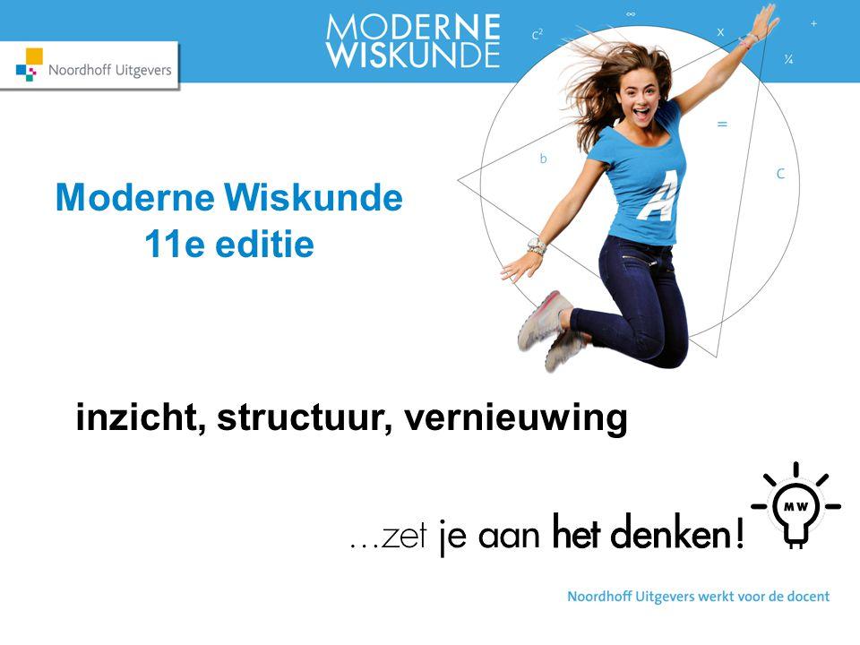 Moderne Wiskunde 11e editie Havo en vwo wiskunde D Wim Doekes 26 november 2014