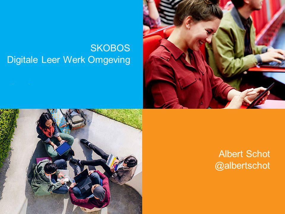SKOBOS Digitale Leer Werk Omgeving Albert Schot @albertschot