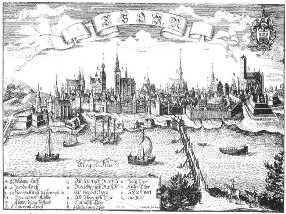 Nicolaas Copernicus (1473-1543)  Sterrenkundige, wiskundige, arts, jurist.