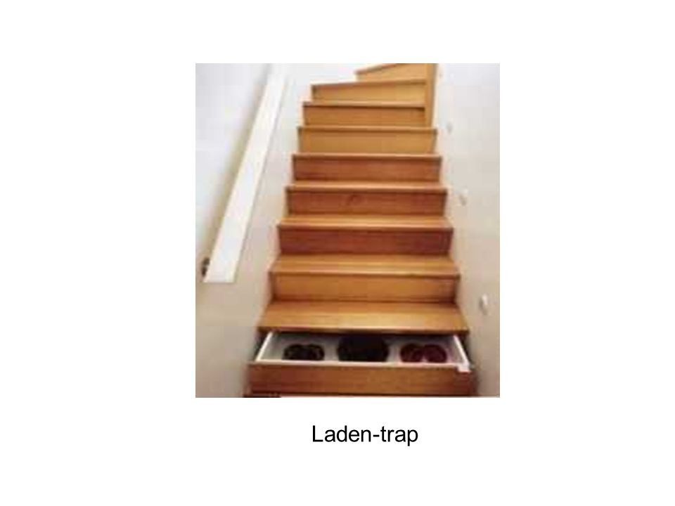 Laden-trap
