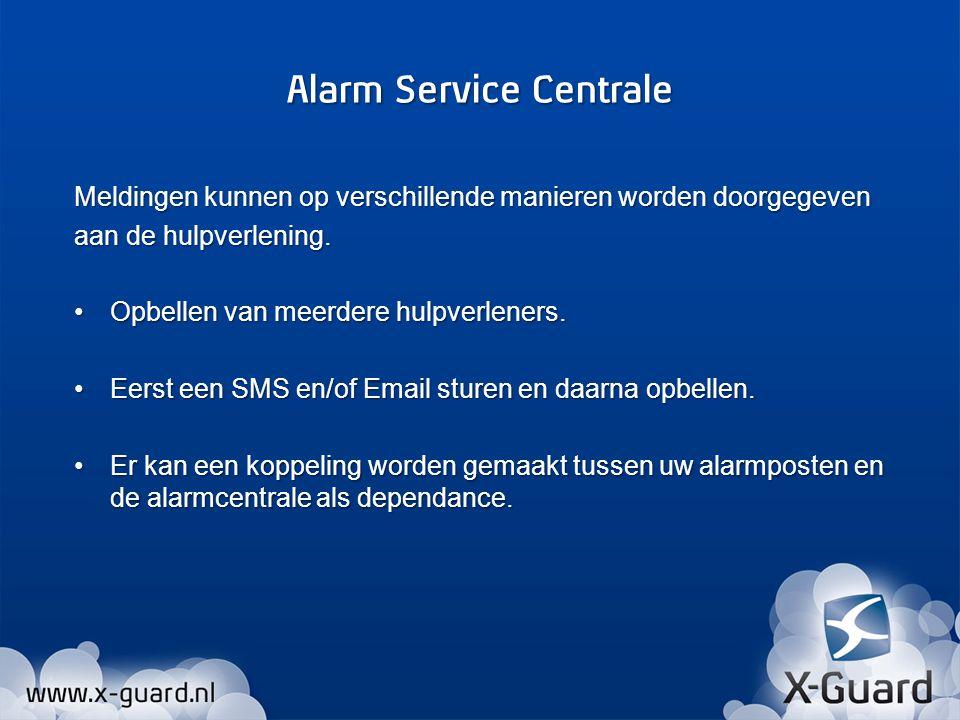 Voor de alarmcentrale is het essentieel dat de juiste informatie zo snel mogelijk de hulpverlener bereikt.
