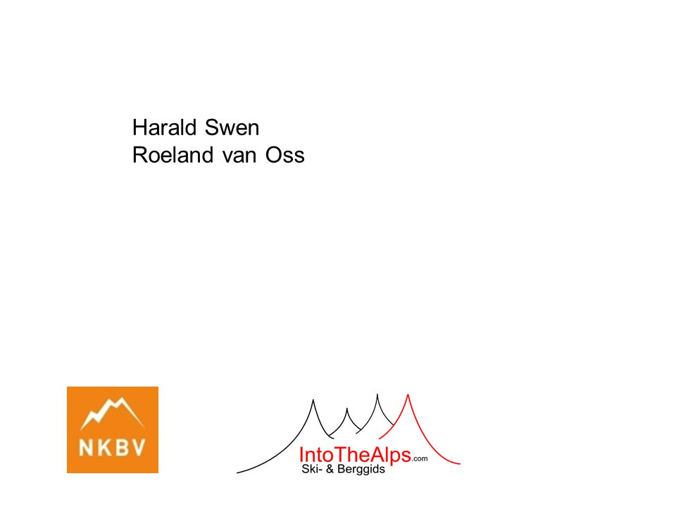 Harald Swen Roeland van Oss