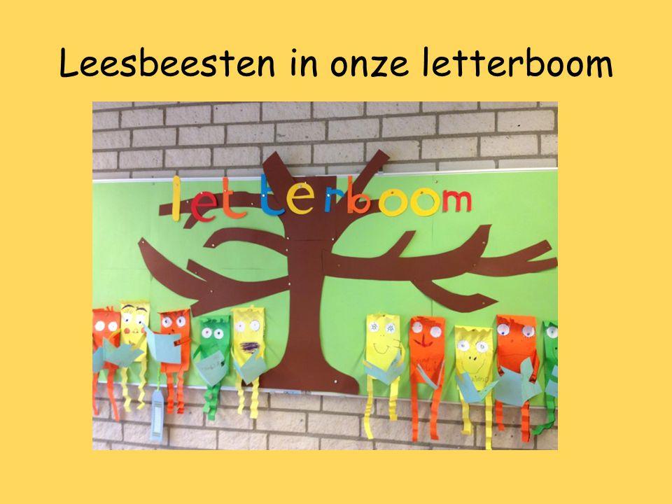 Leesbeesten in onze letterboom