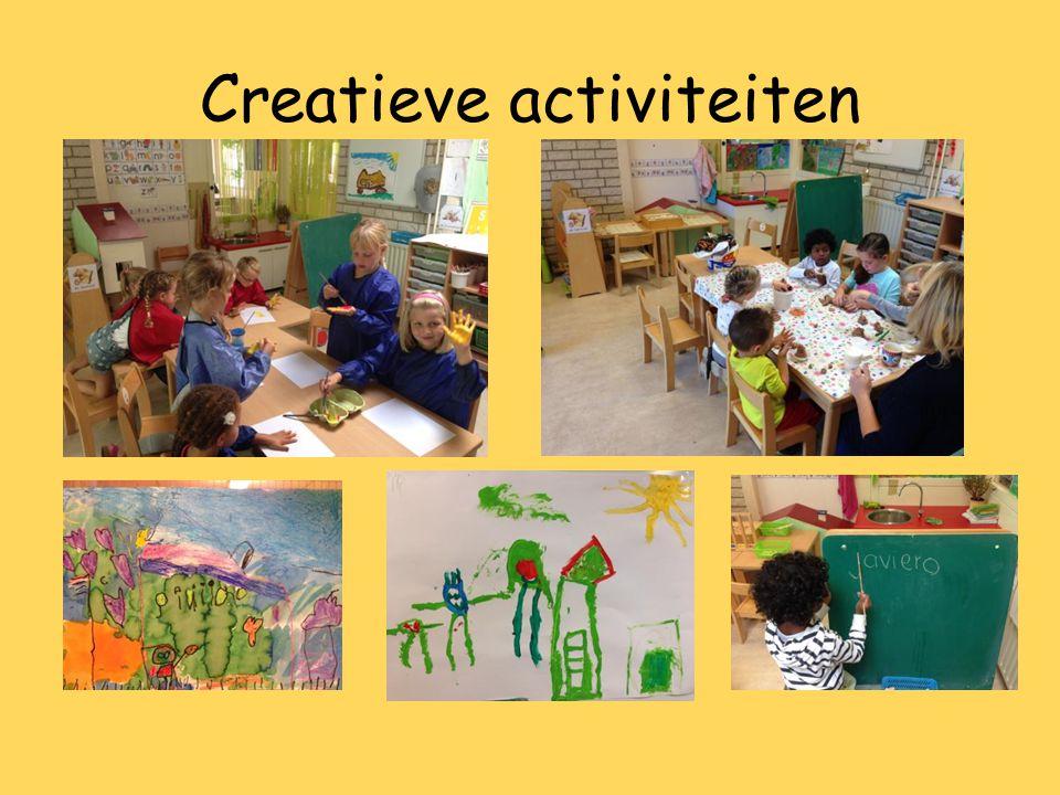 Creatieve activiteiten