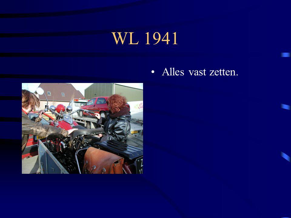 WL 1941 Alles vast zetten.