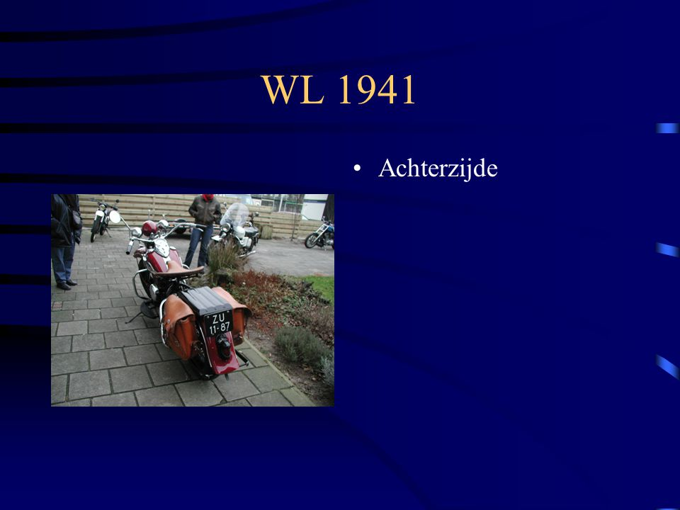 WL 1941 Achterzijde