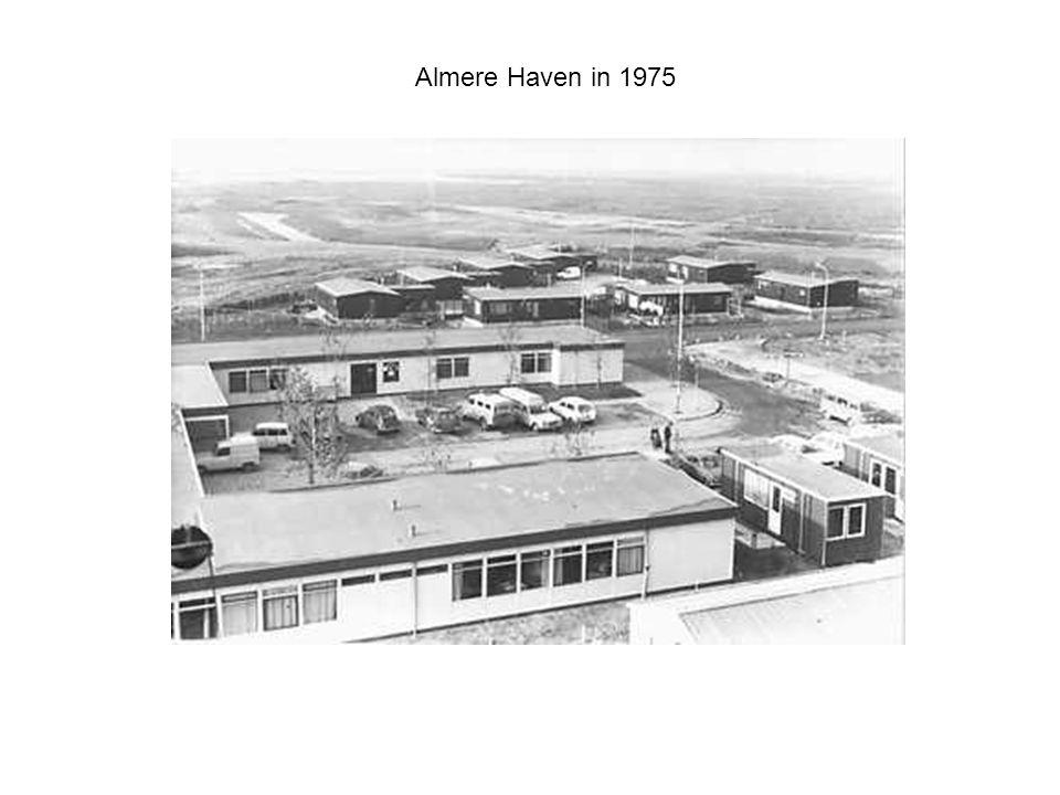 Almere Haven in 1975