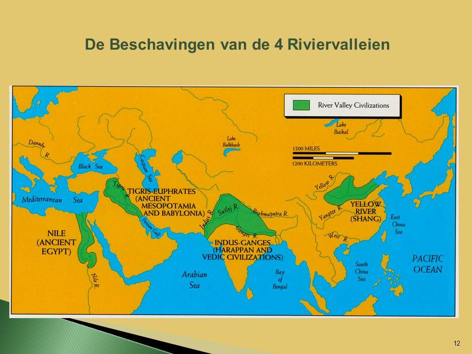 De Beschavingen van de 4 Riviervalleien 12