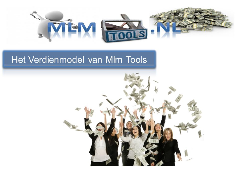 Het Verdienmodel van Mlm Tools