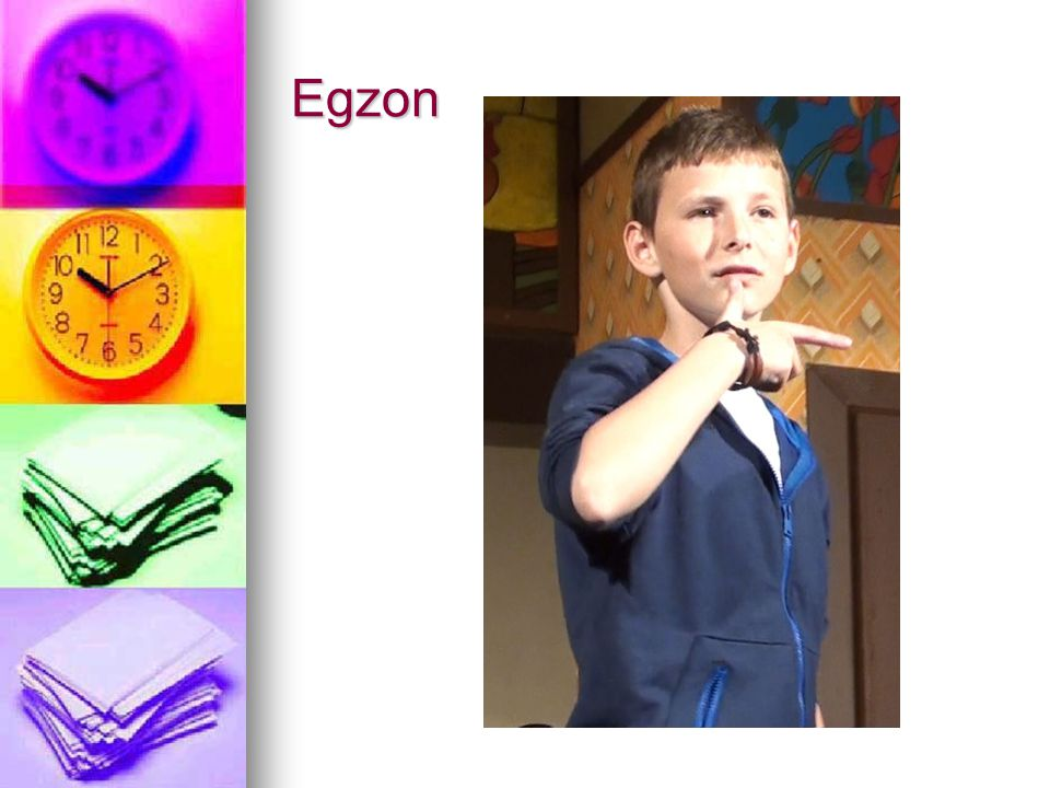 Egzon