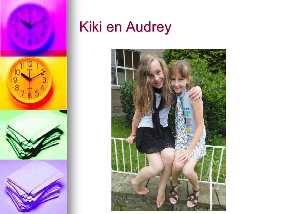 Kiki en Audrey
