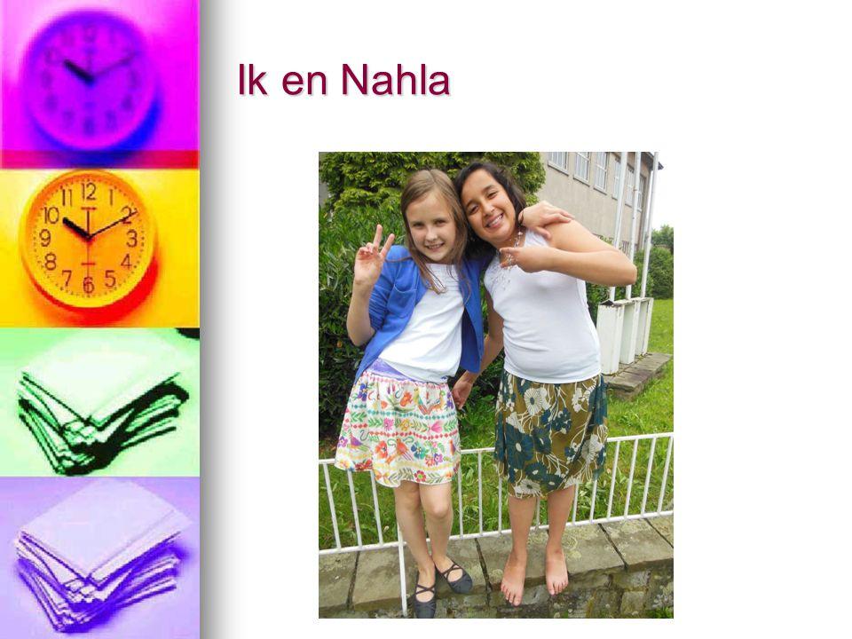 Ik en Nahla
