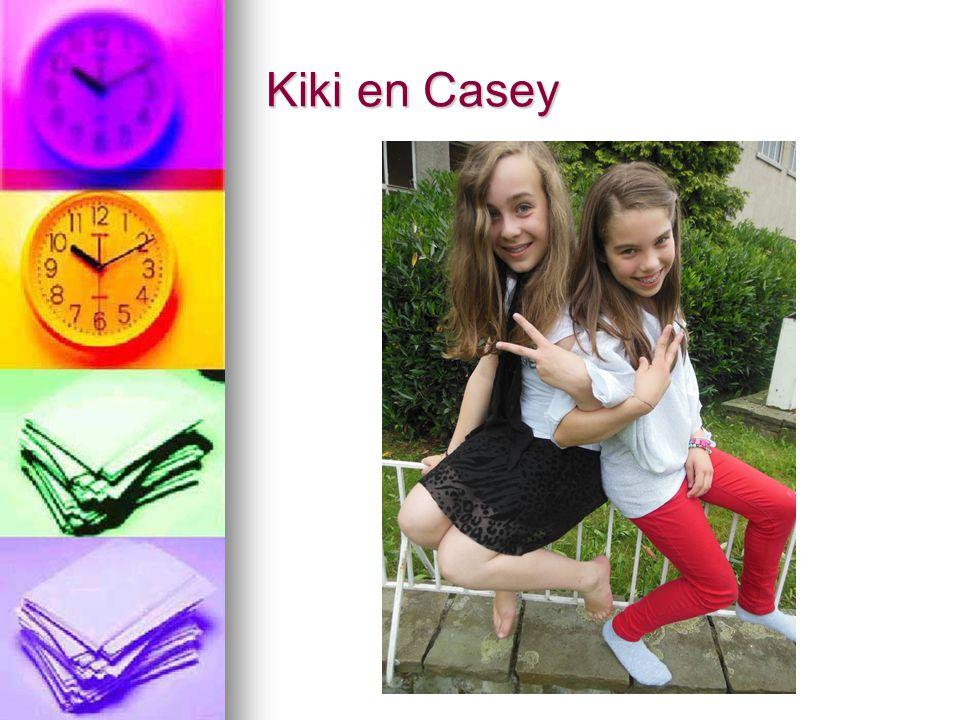 Kiki en Casey