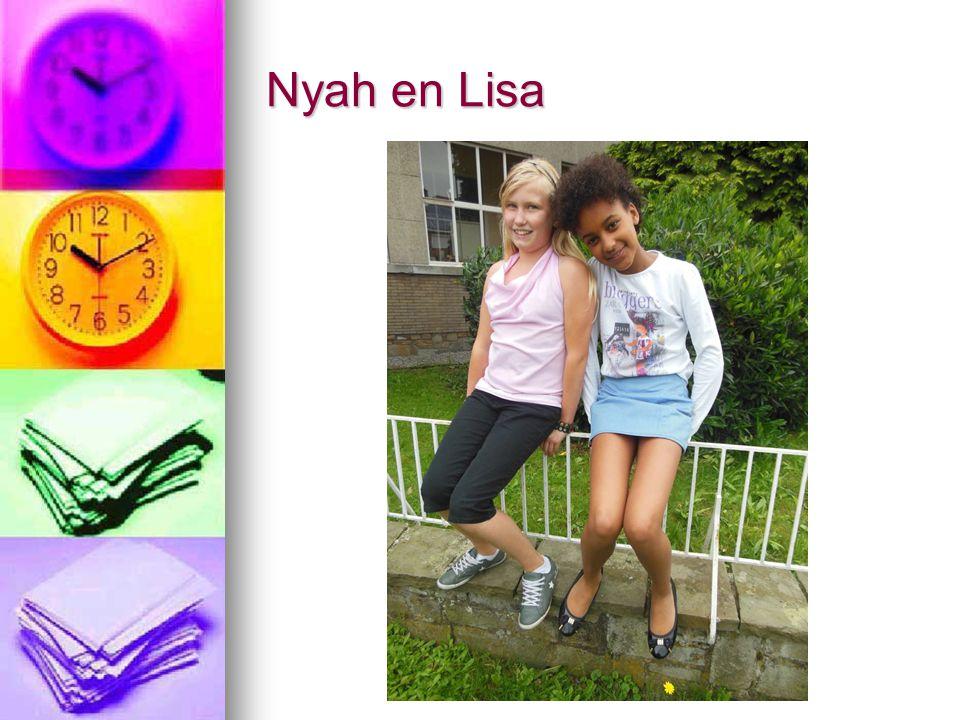 Nyah en Lisa