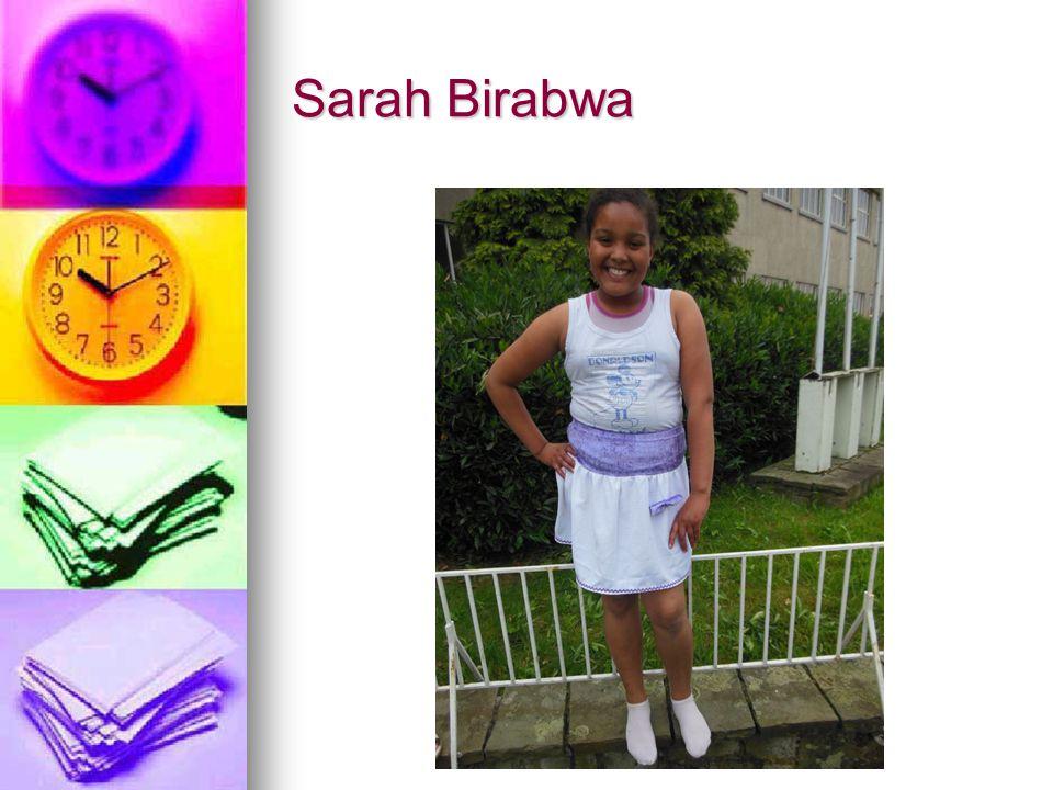 Sarah Birabwa
