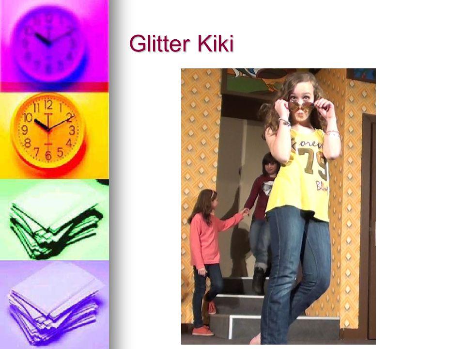 Glitter Kiki