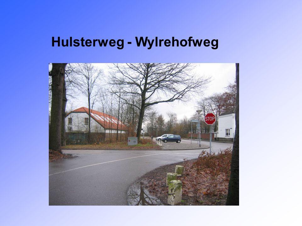 Hulsterweg - Wylrehofweg