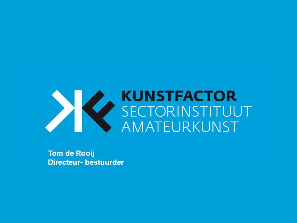 Tom de Rooij Directeur- bestuurder