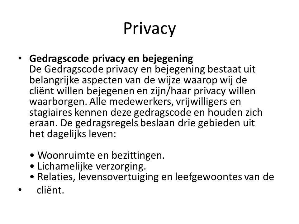 Hoe privacy te beschermen.