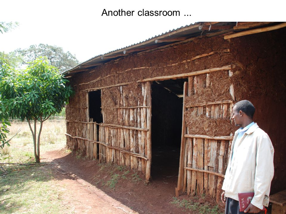 Another classroom...