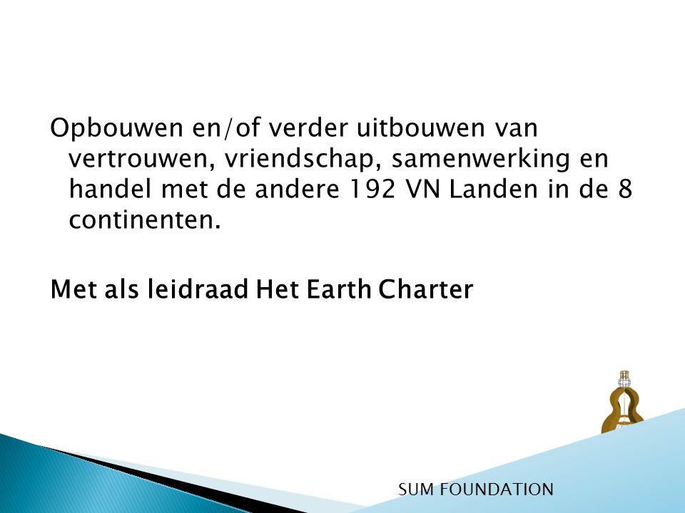 De ca.150 Nederlandse Ambassades (consulaten) zorgen voor toezending van: 1.