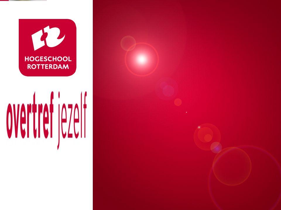 Presentatie titel Rotterdam, 00 januari 2007