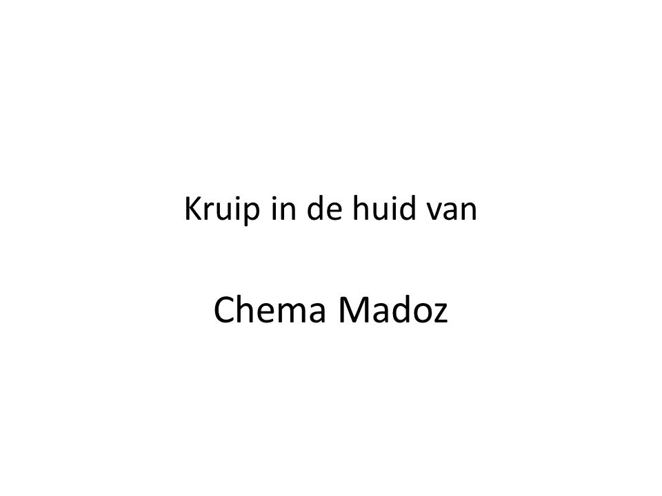 Chema Madoz himself oftewel Jose Maria Rodriguez Madoz