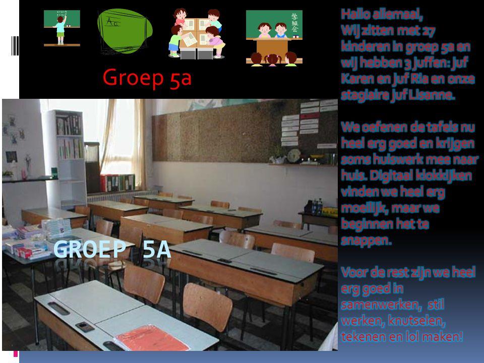 Groep 5a