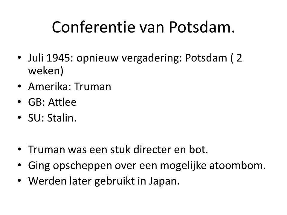 Conferentie van Potsdam.