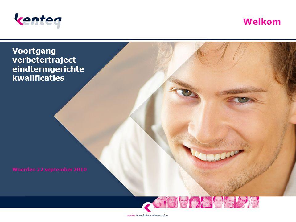 13.00 – 13.30: Inloop en koffie 13.30 – 14.00: Het verbetertraject 2010-2011, Maarten Schellekens 14.00 – 16.00: Groepen: metaal, elektro en installatietechniek o.l.v.