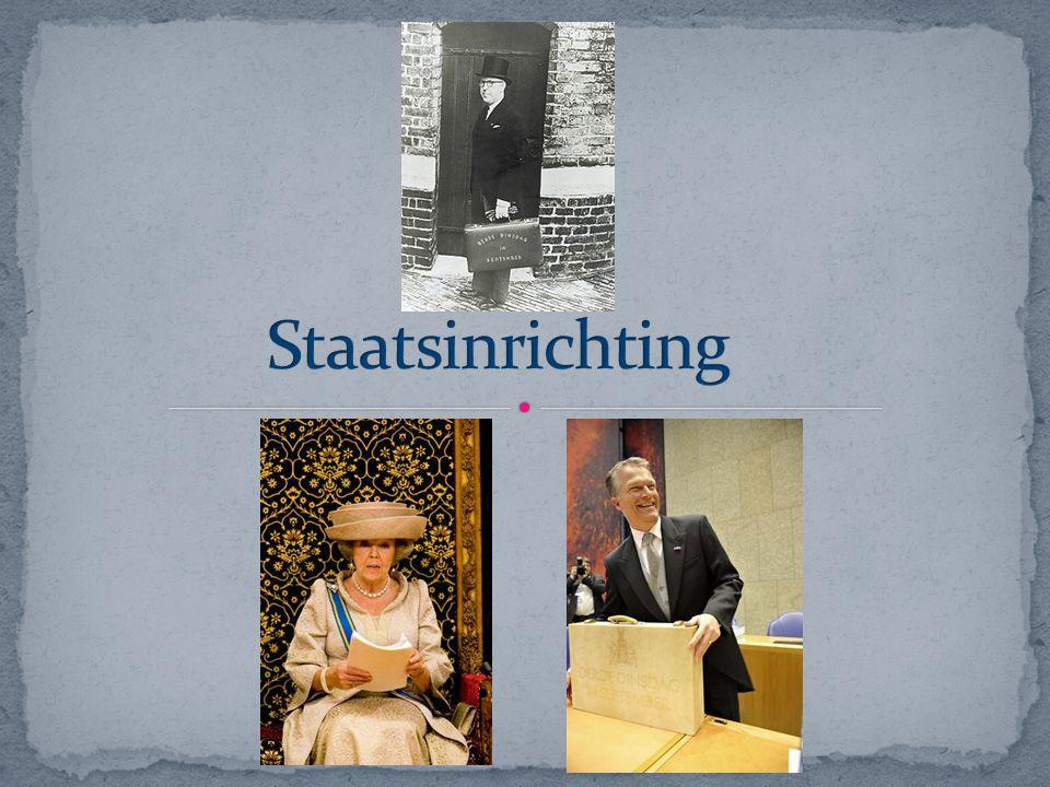 Uitleg leden van het Kabinet De Minister-president De Ministers De Staatssecretaris Prinsjesdag