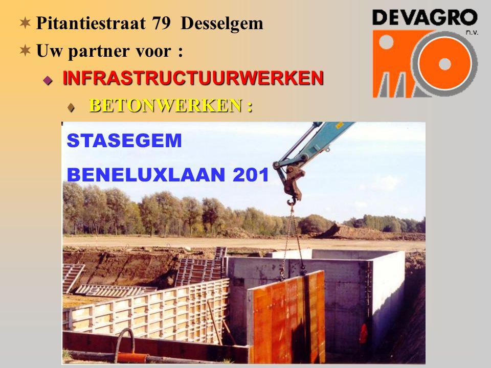  Pitantiestraat 79 Desselgem  Depot Devarec :