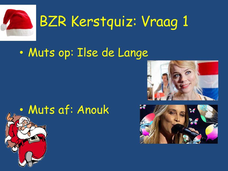 BZR Kerstquiz: Antw. 1 Muts op: Ilse de Lange Common Linnets – Calm after the Storm