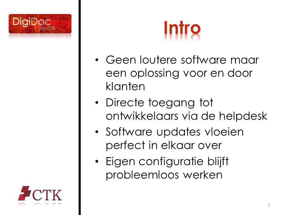 H&L Services : CTK levert ons met DigiDoc het alternatief om onze gegevens digitaal optimaal te verwerken.