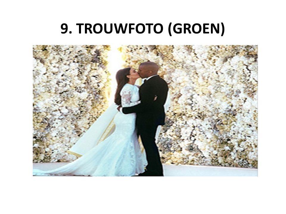 9. TROUWFOTO (GROEN)