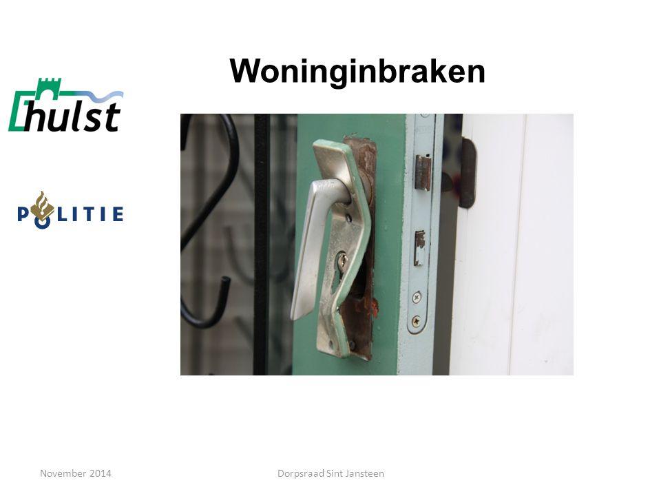 November 2014Dorpsraad Sint Jansteen
