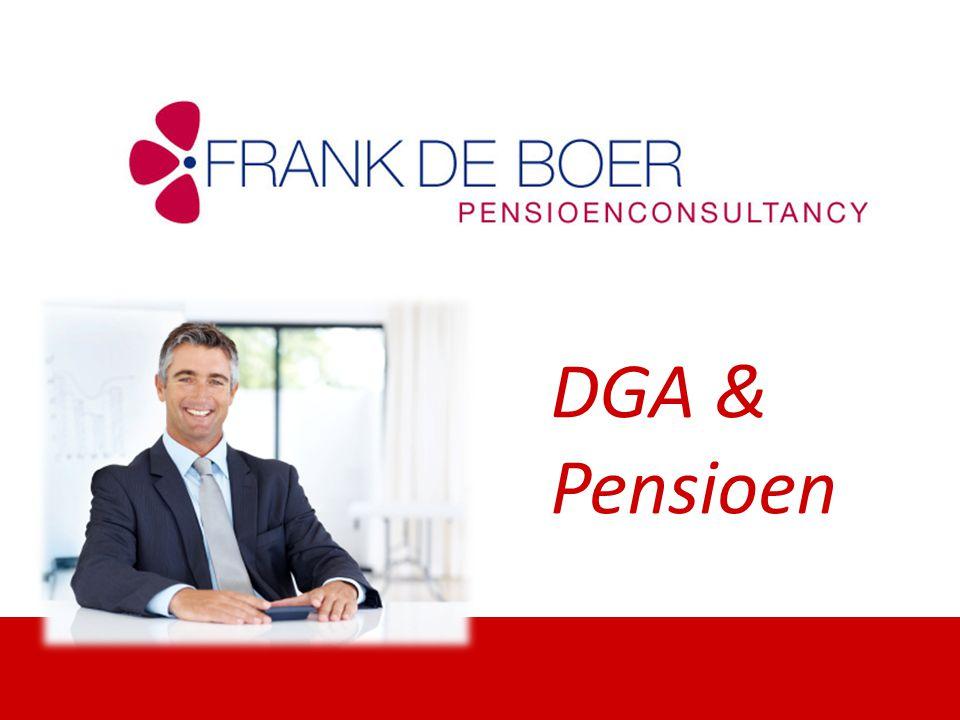 DGA & Pensioen