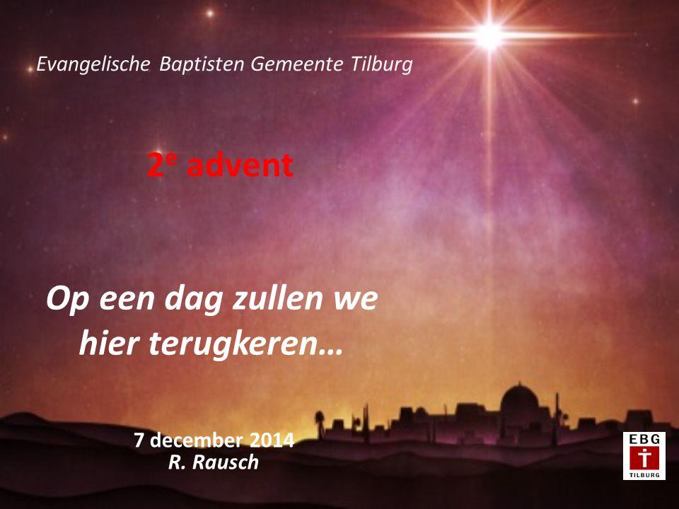 2 e advent 7 december 2014 R.