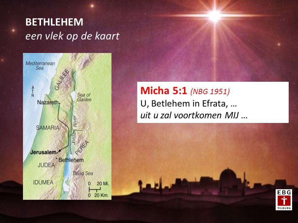 BETHLEHEM vandaag