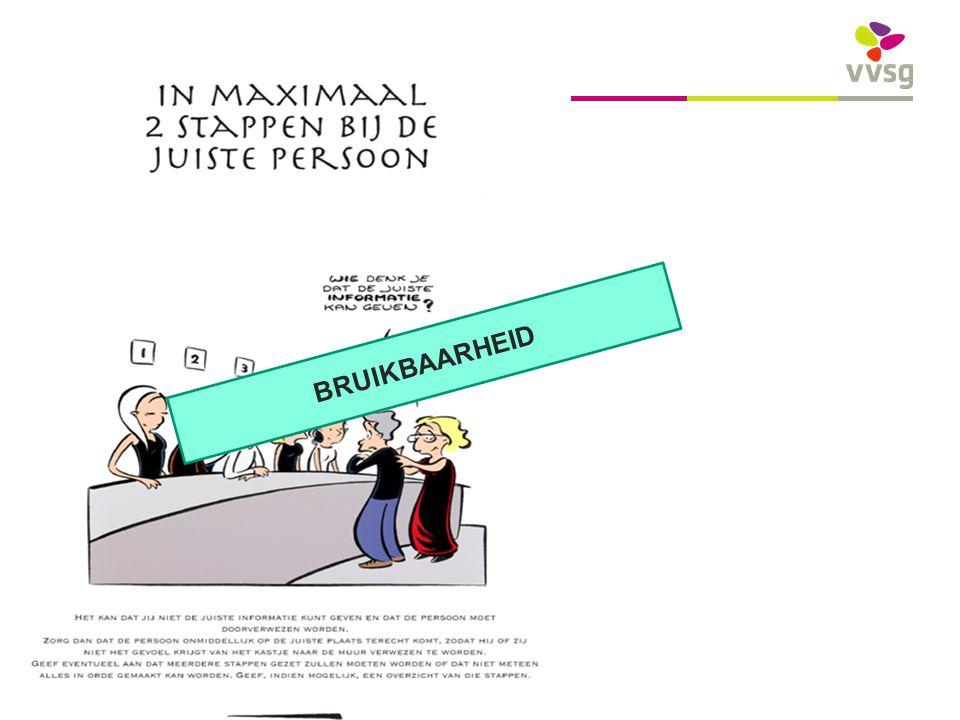 VVSG - BRUIKBAARHEID