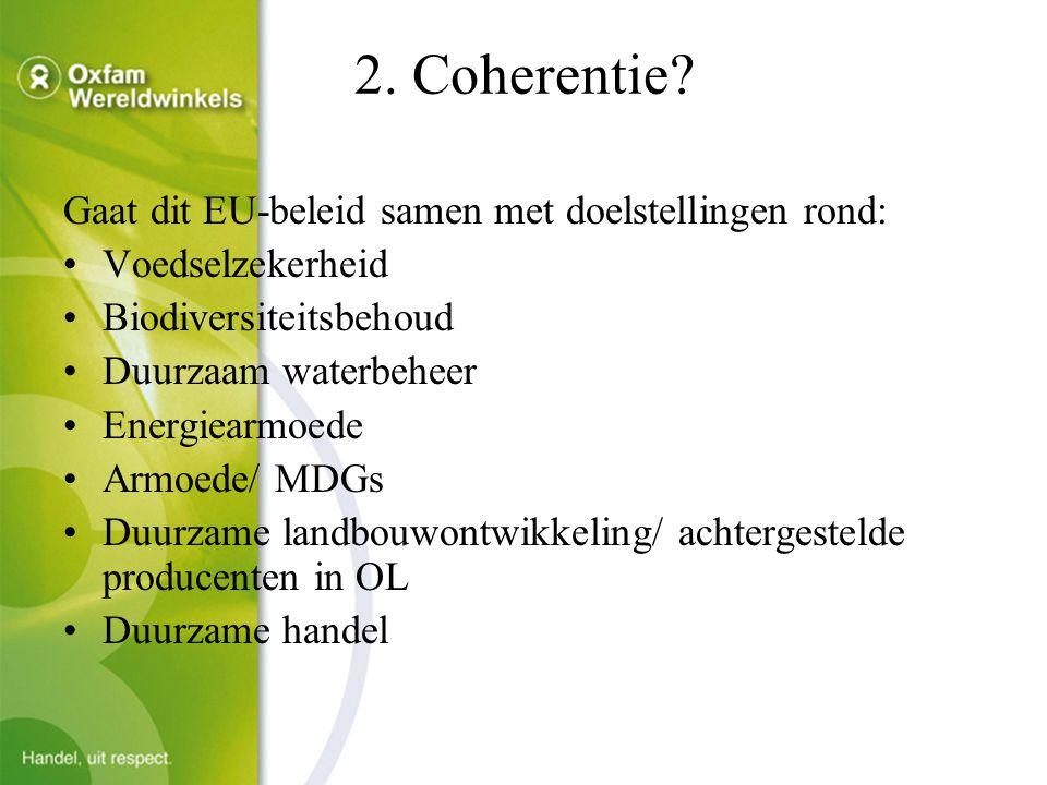 2. Coherentie.