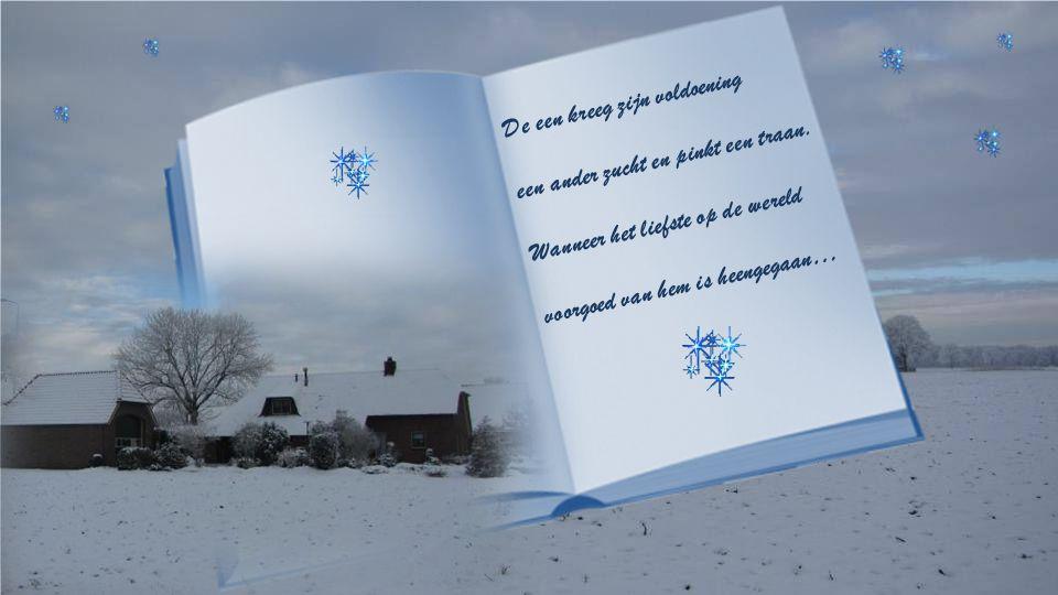 Maar als we de balans opmaken zien we altijd een tegoed Waarmee we het nieuwe jaar ingaan en ieder mee beginnen moet…