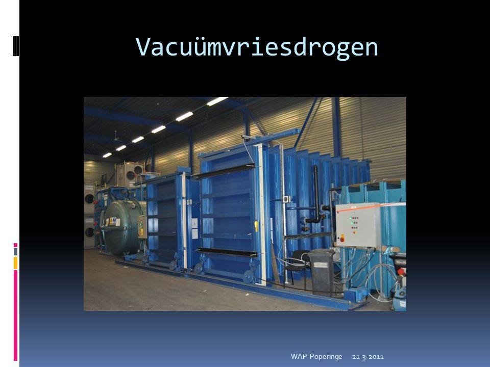 Vacuümvriesdrogen 21-3-2011WAP-Poperinge