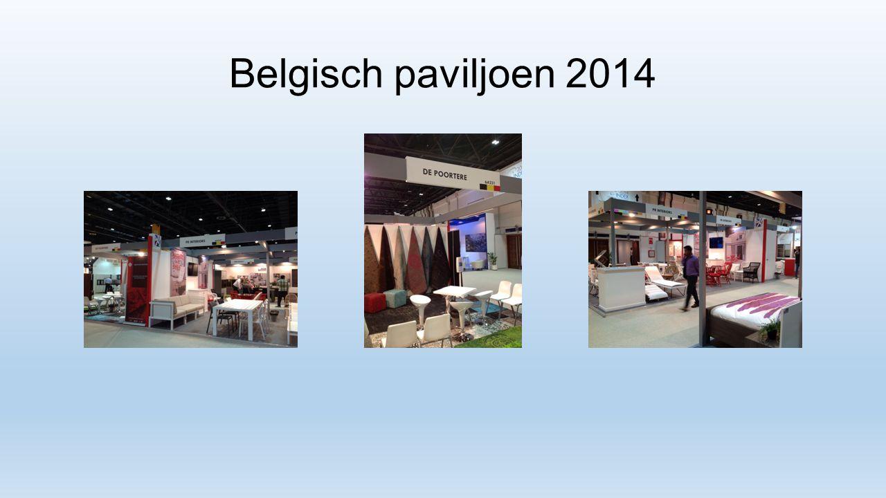 Belgisch paviljoen 2014