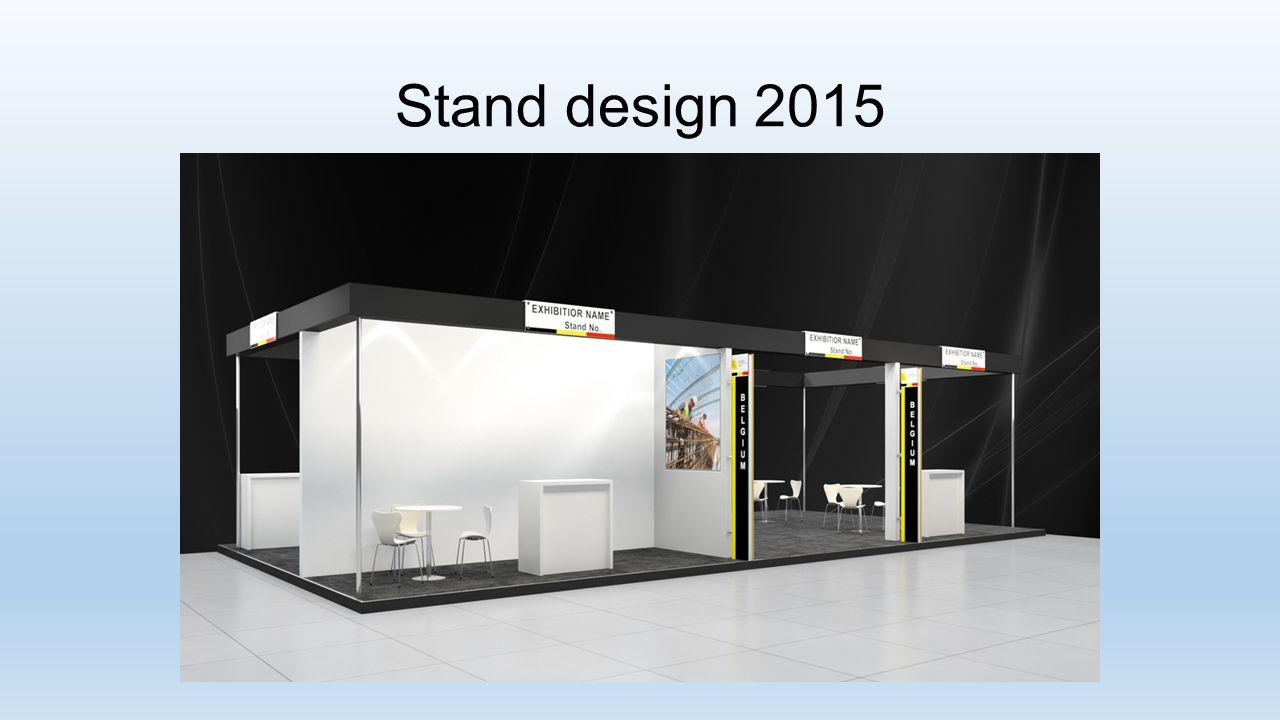 Stand design 2015