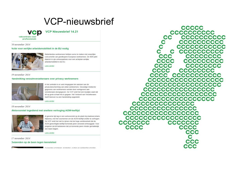 VCP-nieuwsbrief