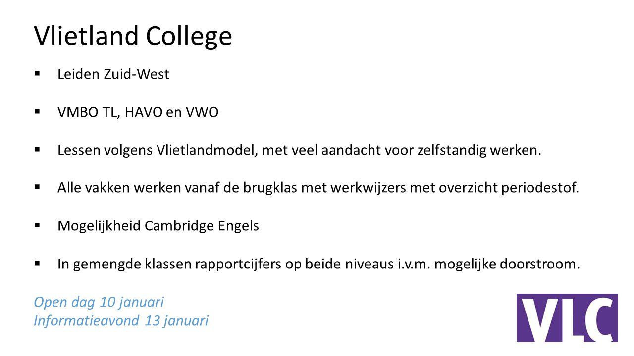 Marecollege  Locatie Surinamestraat in Leiden  Vrijeschoolonderwijs  VMBO TL, HAVO en VWO  Veelzijdig lesprogramma met cognitieve, kunstzinnige en